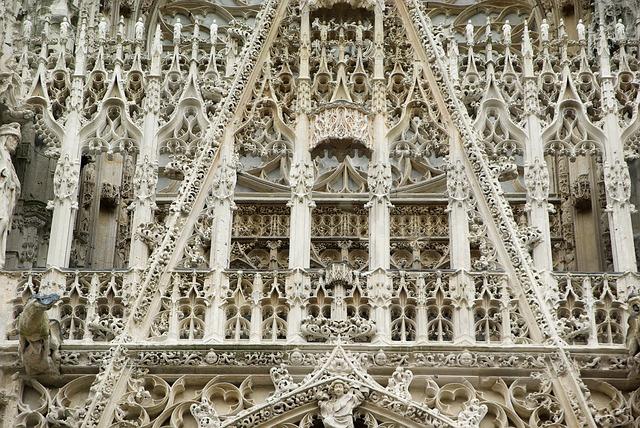 Quels sont les endroits incontournables de la ville de Rouen ?
