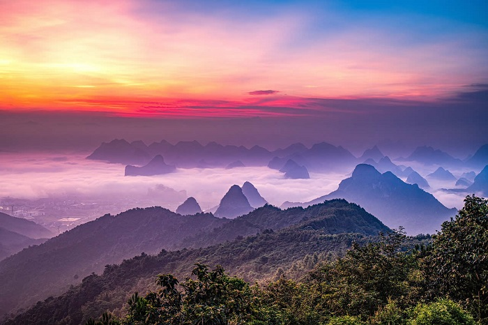 CHINE Guilin