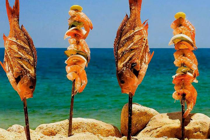 Mariscos Mexicanos : les plats de fruits de mer classiques du Mexique
