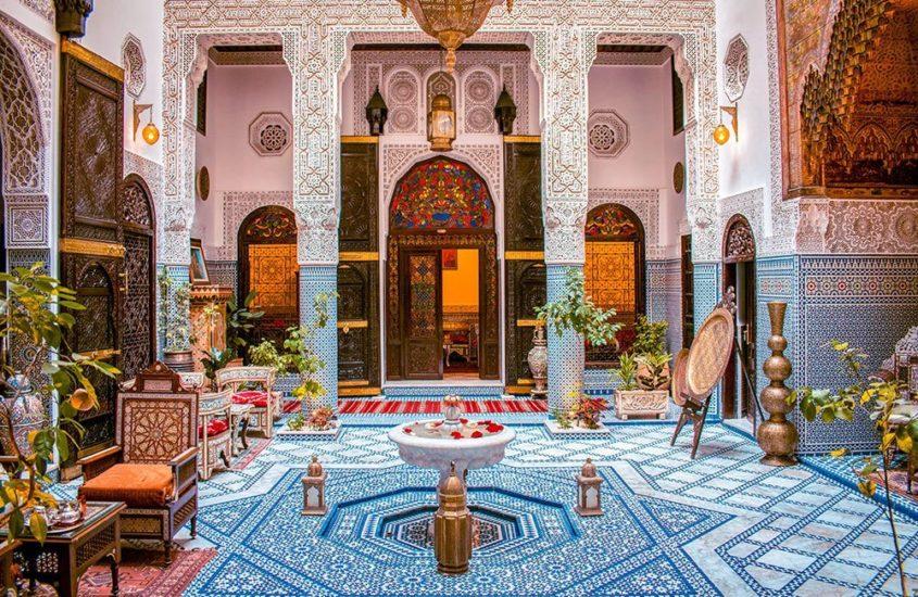Que savez-vous des riads marocains ?