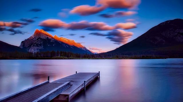 Le meilleur moment pour visiter le parc national de Banff au Canada