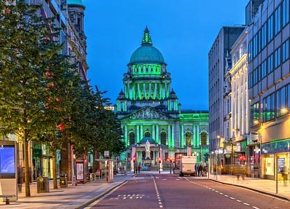 Votre guide de voyage à Belfast