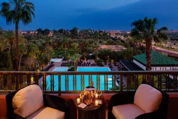 Vivre le grand luxe oriental le temps d'un séjour à la Mamounia Marrakech