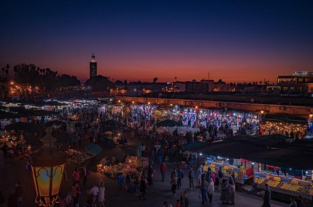 Notre récit de voyage au Maroc : épisode 1