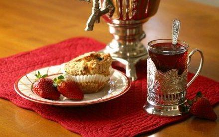 La tradition du thé en Russie