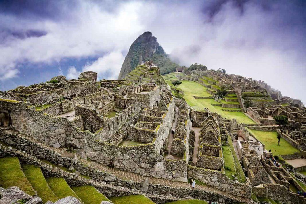 Site Machu Picchu Perou