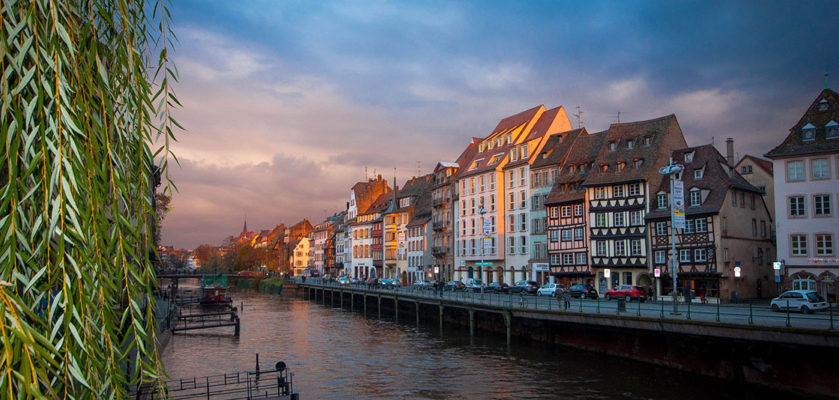 Des idées de balade autour de Strasbourg