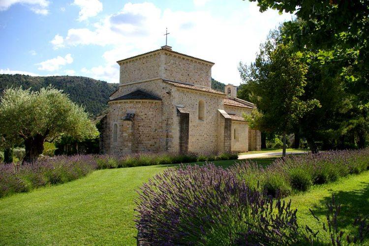 L'Eglise de Lubilhac : un joyau méconnu