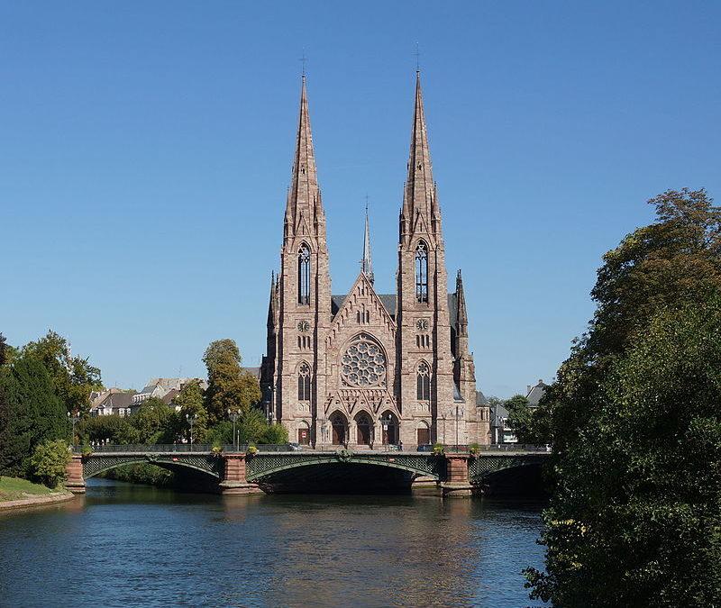 Eglise Saint-Paul de Strasbourg