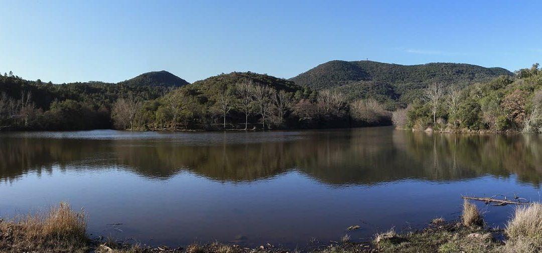 Le lac d'Avellan